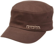 Kangol Men's Flexfit Army Cap 9720BC Brown