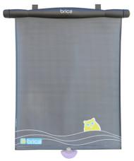 BRICA UV Alert Window Shade, Gray