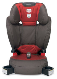 Britax Parkway SGL Belt-Positioning Booster Seat, Tango
