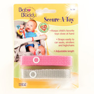 Baby Buddy Secure A Toy 2 Count