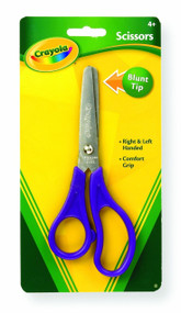 Crayola Blunt Tip Scissors (Colors May Vary)