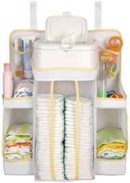 Dexbaby Nursery Organizer, White