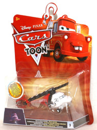 Disney Pixar Cars Toon Rescue Squad Chopper