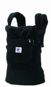ERGObaby Options Baby Carrier, Black