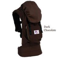 Ergobaby Organic Baby Carrier - Dark Chocolate