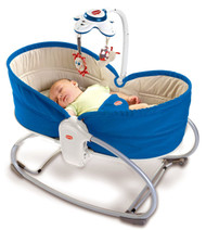 Tiny Love 3 in 1 Rocker Napper Blue