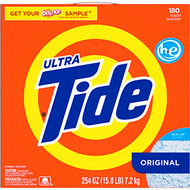 Tide Ultra Powder Original Scent 7.2KG