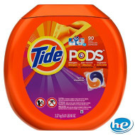 Tide pods spring meadow 90ct