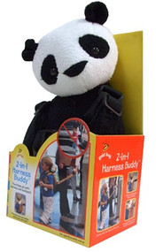 Gold Bug Poodle 2 in 1 Buddy Harness Buddy-Panda