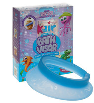Kair Air Cushioned Bath Visor, Blue
