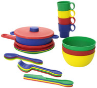KidKraft 27 Pc Cookware Playset - Primary