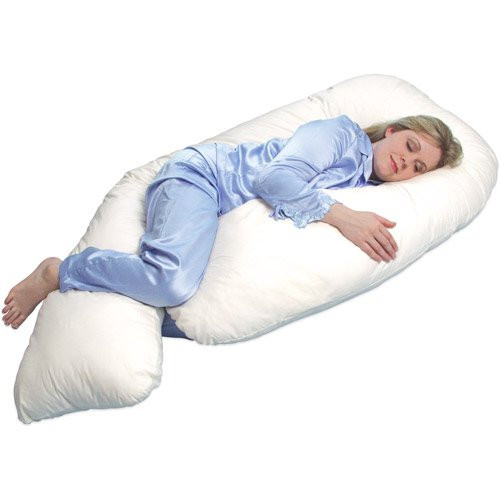 Leachco All Nighter Total Body Pregnancy Pillow For Moms