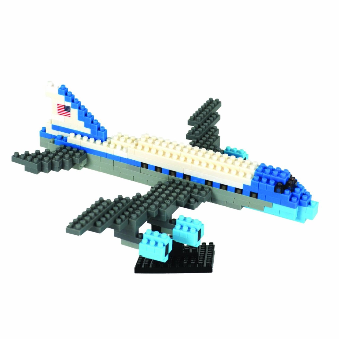 Nanoblock Air Force One For Moms