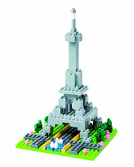 Nanoblock Eiffel Tower