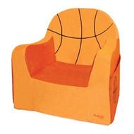 P'kolino New Little Reader Chair - Basketball