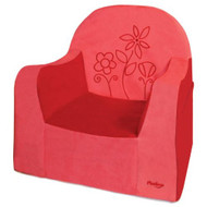 P'kolino New Little Reader Chair - Flower Pink