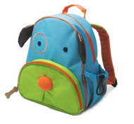 Skip Hop Zoo Packs Little Kid Backpacks, Dog