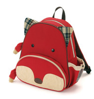 Skip Hop Zoo Packs Little Kid Backpacks, Fox
