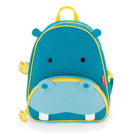Skip Hop Zoo Packs Little Kid Backpacks, Hippo
