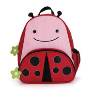 Skip Hop Zoo Packs Little Kid Backpacks, Ladybug