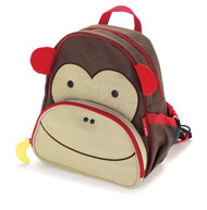 Skip Hop Zoo Packs Little Kid Backpacks, Monkey