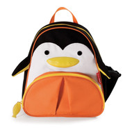 Skip Hop Zoo Packs Little Kid Backpacks, Penguin