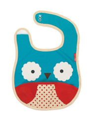 Skip Hop Zoo Bib, Owl