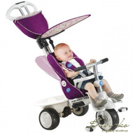 Smart Trike Recliner 4 in 1 Purple