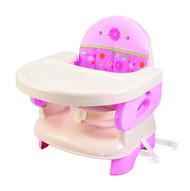 Summer Infant Deluxe Comfort Booster, Pink