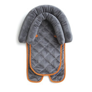 Sunshine Kids 2 in 1 Head Support For Strollers and Car Seats, Grey