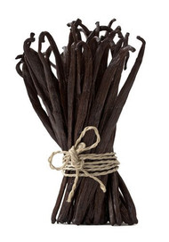 Grade A Premium Gourmet Madagascar Bourbon Vanilla Beans , Fresh Prime, Approximatelly 17 Centimeters, 8 Ounce Bag