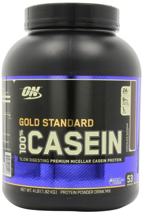 Casein protein flavors