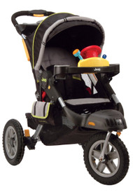 Jeep Liberty Limited Urban Terrain Stroller, Gravity