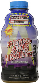 Hollywood Diet Herbal Clean 48-Hour Miracle -- 32 fl oz