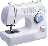 Brother XL-3750 Convertible 35-Stitch Free-Arm Sewing Machine with Quilting Table, 7 Presser Feet