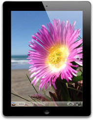Apple iPad with Retina display MD510LL/A 9.7-Inch 16 GB Tablet (Black)
