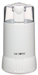 Mr. Coffee IDS55-4 Coffee Grinder, White