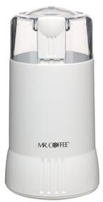 Mr. Coffee IDS55-4 Coffee Grinder, White