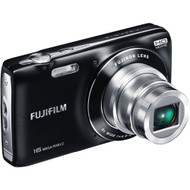 Fujifilm FinePix JZ250 Digital Camera - Black