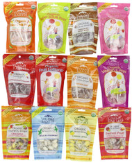 YumEarth Organic Pops and Drops Sampler, 12 Count