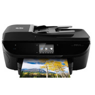HP Envy 7645 e-All-in-One Color Inkjet Printer, Print, Copy, Scan, Fax