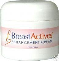 Breast Actives Breast Enhancement Cream One Month Supply For Moms