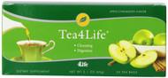 4life Life Tea with Apple Cinnamon flavor Cleansing Tea 30 Tea Bags each (pack of 2)