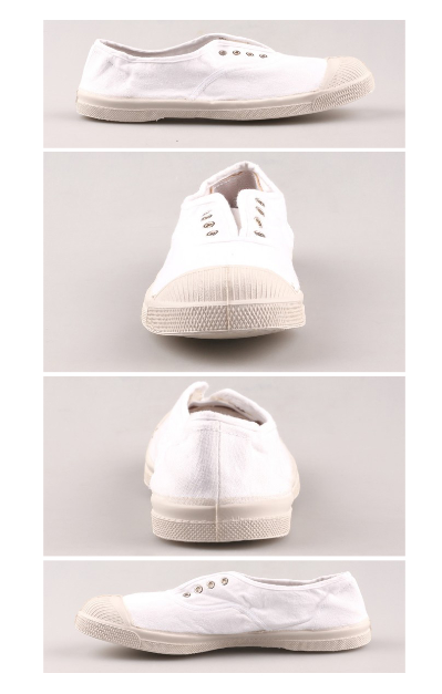 f460282f47c7f Bensimon Women s Tennis Elly Sneakers - White - For Moms