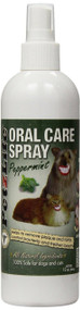 PetzLife Peppermint Oral Care Spray, 12oz