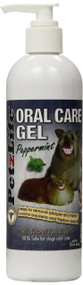 PetzLife Peppermint Oral Care Gel, 12oz