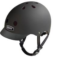 NUTCASE - Blackish Matte Street Helmet
