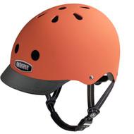 NUTCASE - Dutch Orange Matte Street Helmet