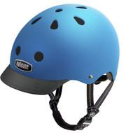 NUTCASE - Atlantic Blue Matte Street Helmet