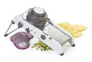 Progressive International PL8 Mandoline Slicer White